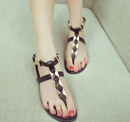 Brilliant Latest Collection Of Flat Sandals 2015 For Women