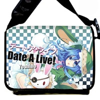 New Date A Live Retail or Wholesale High Quality School Shoulder Bag For Women SB15 Dropship Free Shipping