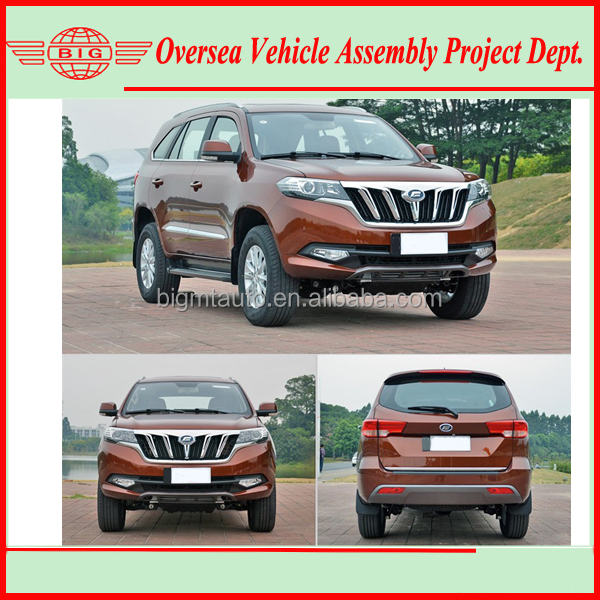 2WD City And Urban SUV Vehicles