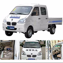 Factory Supply 2018 Electric Vehicle/Cargo Pickup/Light Truck For Public Security
