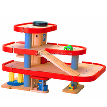 2015 new design mother garden wooden toys, wooden hamster toys, wooden folds high toys