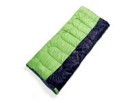 Fluffy sleeping bag with high quality