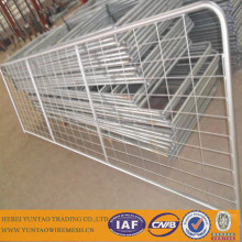 Galvanized Portable Goat Fence Panels