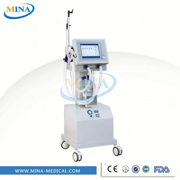 MINA-V005 Infant Neonate Bubble CPAP Ventilator