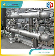 Superior model JIJANTIlLA6359 stainless steel made tube heat exchanger