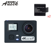 Extra batteries 4k eken wifi action camera 170 degree waterproof cam