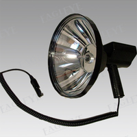 rechargeable mining lamp,100W Hunting equipment hid xenon conversion kit with handle klarheit direct