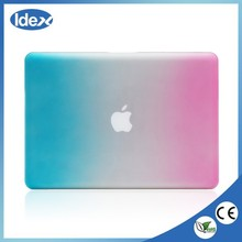 Amazing Idealink laptop sleeve crystal case cover for apple macbook