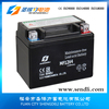 famous chinese sealed lead acid maintenance-free 125cc mini motorcycle battery