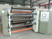 Type Computer controlled pvc film high speed slitting machine (Three motor system) for sale in wenzhou