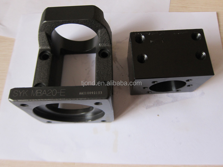 MGD20,MGD25 Ball Screw Nut Brackets