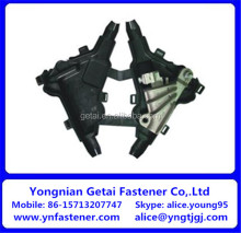 Different Types of Insuluation Covers for Electric Cable Clamps