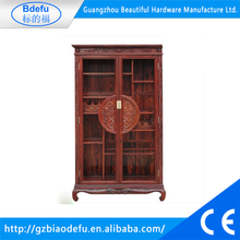 Traditional Chinese style Living Room Cabinet Wooden wine cabinet