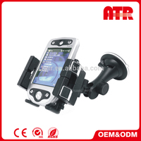 2015 hot promotional three inches photo car mobile phone holder