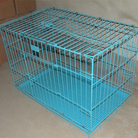 Factory Offer Folding Dog Cage