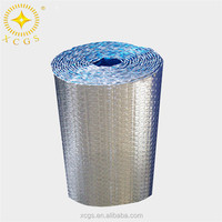 radiant heat shields Reflective insulation air bubble cell insulation for Building Materials