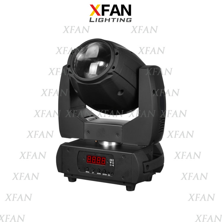 Newest super brightness mini led 90W sharpy beam moving head led stage light