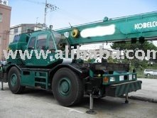 Kobelco 35 tonne Crane rough terrain RK350 model