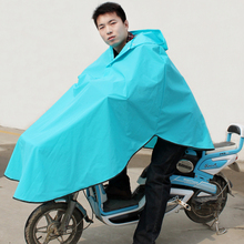 2016 popular high quality plastic waterproof bike rain poncho