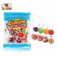 8g ball shaped fruity arabic sweets