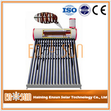 Hot selling good quality heat pipe heat pipe solar water heater