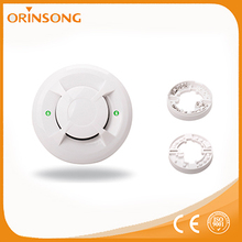 low power consumption cigarette type of 2 wire smoke detector