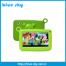 OEM cheap 7 inch Quad Core Kids Tablet PC 7'' Rockchip 3126 Cheap Android 4.4 Children Tablet for kids