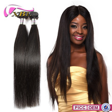 Tangle Shedding Free 7A Grade Chemical Free real hair weavings