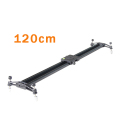 1.2m Professional Bearing Mini Digital SLR Slider Rail Camera Dolly Video Track for Camera DSLR