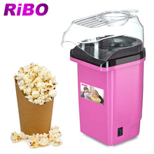 With mail box package available Overheat protection Custom logo delicious oil-free popcorn