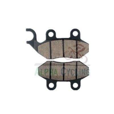 wholesale motorcycle disc brake pads AC039 for SYM- Mask 50/ Red Devil 50/ Symply125/ H 200 SE AC039
