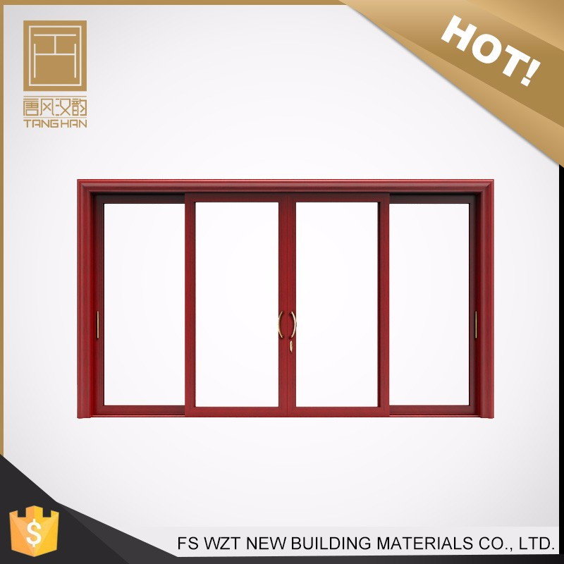 Customized cheap fancy commercial interior automatic sliding aluminum glass doors