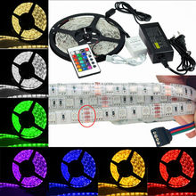 China supplier led strip IP65 flexible colorful rgb 5050 smd strip lighting party club hot