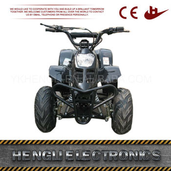 Wholesale high quality electric four wheeler atv