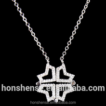 Best selling 925 sterling silver necklace, fashion necklace jewelry