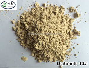 Calcined and Raw Diatomite/ Diatomaceous Earth Powder/Granules for Horticulture, Soil Conditioner, Potting mix etc.