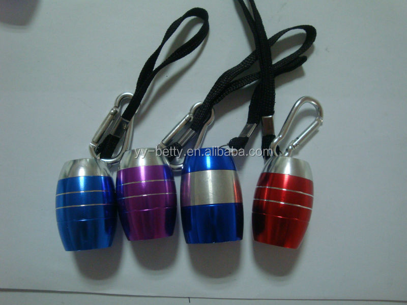 <strong>Mini</strong> beer barrel <strong>Mini</strong> Multicolors egg <strong>mini</strong> 6pcs LED flashlight for Camping