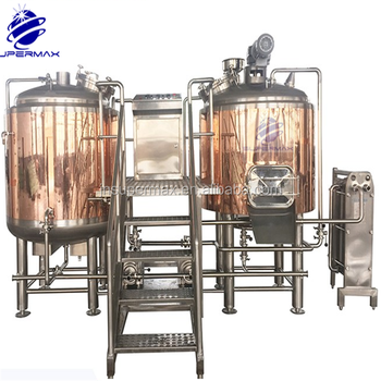 5bbl pub copper beer brewery equipment,craft beer brewing equipment,IPA beer making kit