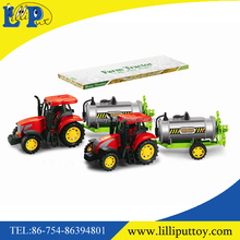 Hot sale friction power farmer truck toy
