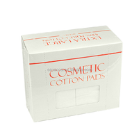 Cosmetic facial natural new cotton pad