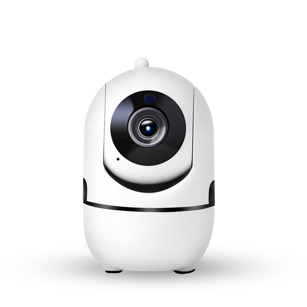 Wireless Auto Rotate 360 Viewing Remote Hidden IP Camera