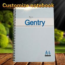Top Quality Promotion Cute Cheap Bulk Spiral For Business Portfolio Notebooks