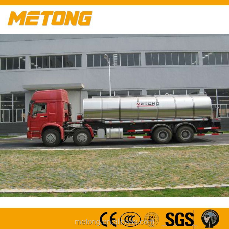 LMT5312GLQW High efficiency Bitumen transport tank, Bitumen truck