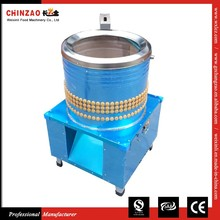 CHINZAO Best Seller Offered Big Capacity Full Auto Poultry Plucker Chicken Turkey Feather Plucking Machine