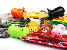New design cute animal Kitchen Date Sealing Clips/ Seal Plastic Bags Snack Food Clip Sealer