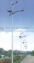 stand alone solar street light, light control and time control
