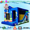 4 in 1 super mario slide small inflatable bouncers