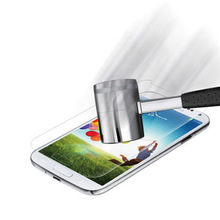 for Samsung S4 screen protector,tempered glass screen protector