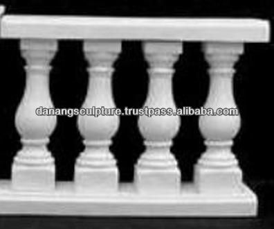 Stone marble handrails DSF-LC027