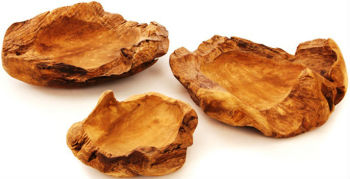 TEAK WOOD FRUIT BOWL TRBF04